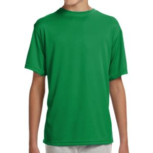 Youth Short-Sleeve Cooling Performance Crew Thumbnail